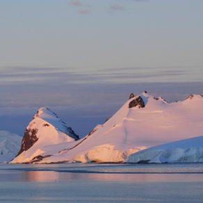 Antarctica Oceanwide Expeditions Landscapes Gerlache Strait