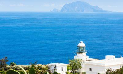 Italy Sicily Eolian Islands Isole Eolie Salina Capofaro Locanda e Malvasia